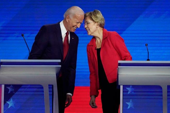 Elizabeth Warren endorses Joe Biden in 2020 US presidential election