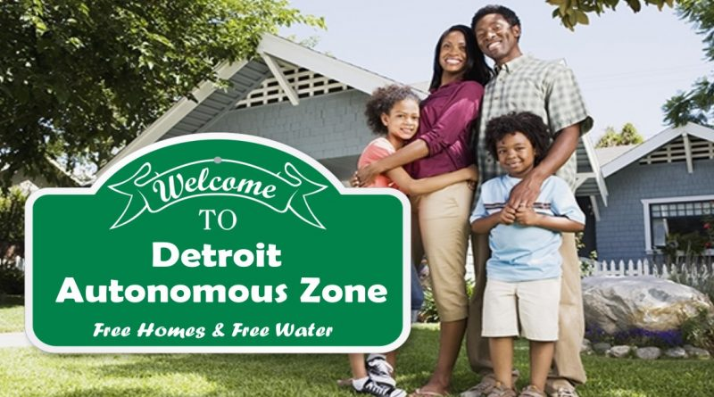 Free Housing & Grants To All Detroit Residents